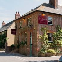 photo of the harrow at little bedwyn restaurant