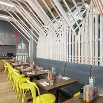 photo of zizzi - leeds the light restaurant