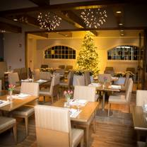 photo of woodnotes grille at emerson resort & spa restaurant