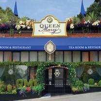 photo of queen mary tea room restaurant