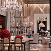 photo of grand salon & bar at baccarat hotel new york restaurant