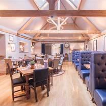 photo of the black swan ockham restaurant