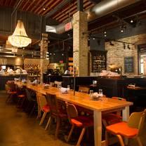 photo of scaddabush italian kitchen & bar - square one restaurant