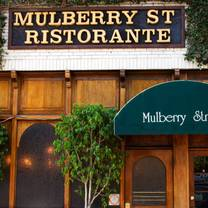 photo of mulberry street ristorante restaurant