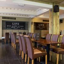photo of life glasgow restaurant