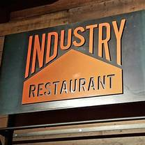 photo of industry restaurant