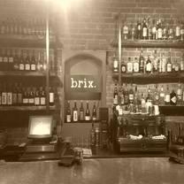 photo of brix restaurant and wine bar restaurant