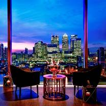 photo of eighteen sky bar-intercontinental london the o2 restaurant