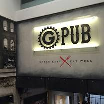 photo of g pub restaurant