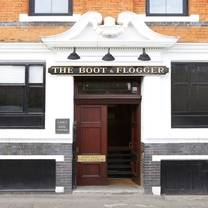 photo of boot and flogger restaurant
