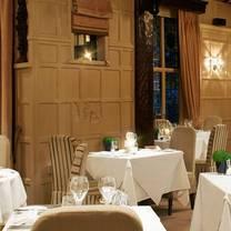 photo of cavendish restaurant at the manor elstree restaurant