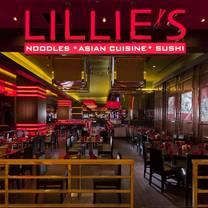 photo of lillie's asian cuisine - lake charles restaurant