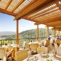 photo of auberge du soleil restaurant
