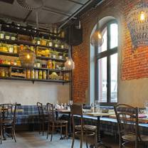 photo of neni hamburg restaurant