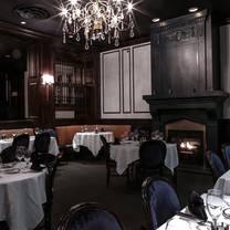 photo of the tenderloin room restaurant