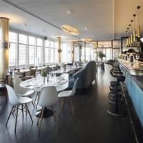 photo of swan, shakespeare's globe restaurant