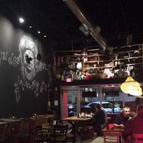 photo of drunken poet cafe thai bistro & sushi bar restaurant