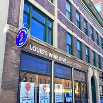 photo of louie's wine dive - indianapolis restaurant