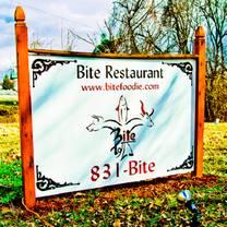 photo of bite restaurant restaurant