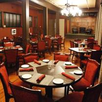 photo of the chestnut grille restaurant