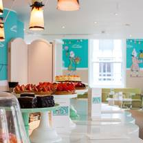 photo of fortnum & mason the parlour restaurant