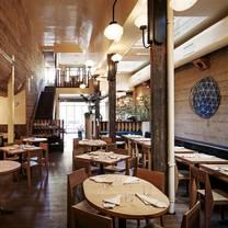 photo of the progress restaurant