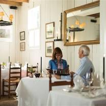 photo of waterwheel restaurant - inn at gristmill square restaurant