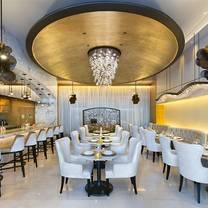 photo of caviar russe miami restaurant