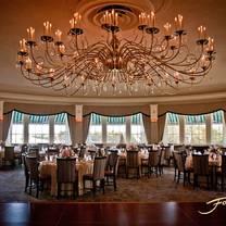 photo of seaview's main dining room restaurant