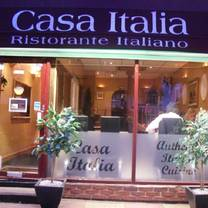 photo of casa italia restaurant