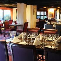 photo of thatcher's restaurant at the thatcher's hotel restaurant