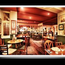 foto van the rose & crown restaurant