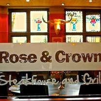 photo of the rose and crown restaurant