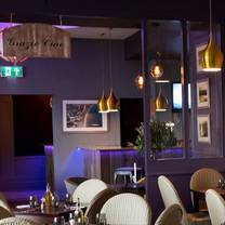 photo of the italian cafe at the ocean beach hotel & spa restaurant