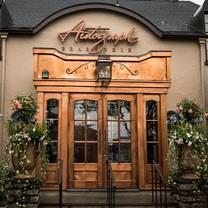 photo of autograph brasserie restaurant
