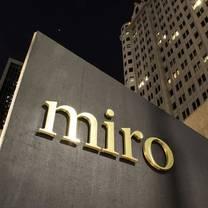 photo of miro restaurant