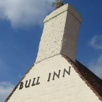 photo of the bull inn bisham - restaurant restaurant