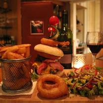 photo of restaurant @ airlie arms hotel restaurant