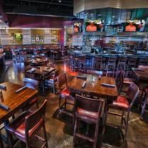photo of nona blue modern tavern restaurant