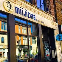 photo of miijidaa cafe + bistro restaurant