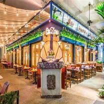 photo of le zoo restaurant