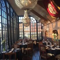 foto van the warren restaurant