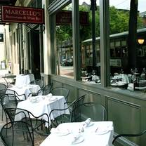 photo of marcello's of new orleans restaurant