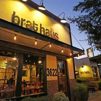 photo of brat haus restaurant