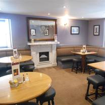 photo of the bar @ airlie arms hotel restaurant