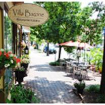 photo of villa barone restaurant
