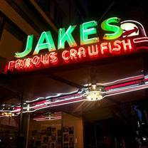 photo of jake's famous crawfish restaurant