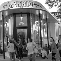 photo of barrio cafe gran reserva restaurant
