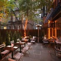 photo of the mermaid inn east village restaurant