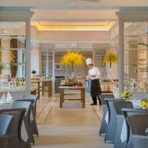 photo of the verandah - the peninsula hong kong restaurant